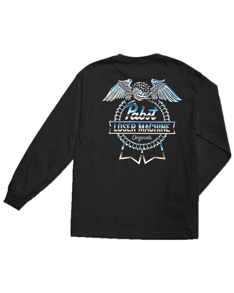 Loser Machine LOSER MACHINE T-SHIRT LMCXPBR HIGHWAY L/S