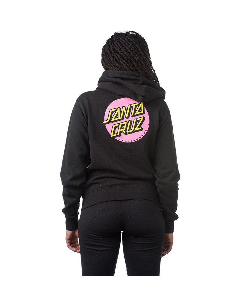 Santa Cruz Skateboards OTHER DOT ZIP HOODIE