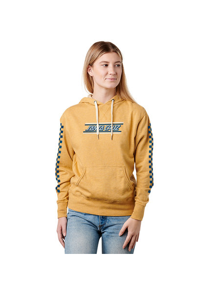 Santa Cruz Skateboards CHECKERED STRIP HUE HOODIE