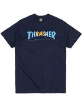 Thrasher T SHIRT ARGENTINA NAVY