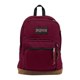 JANSPORT BACKPACK RIGHT PACK/RUSSET RED