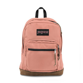 JANSPORT BACKPACK RIGHT PACK/MUTED CLAY