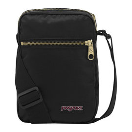 JANSPORT JANSPORT BAG WEEKENDER FX/BLK/GOLD