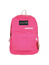 JANSPORT BACKPACK DIGIBREAK/PRISM PINK