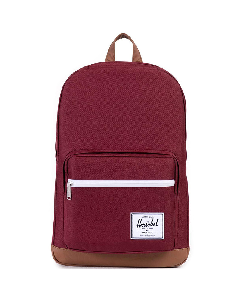 HERSCHEL BACKPACK POP QUIZ 600D WINE