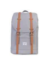 HERSCHEL BACKPACK RETREAT 600D GREY