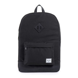HERSCHEL BACKPACK HERITAGE 600D POLY BLACK