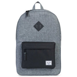 BACKPACK HERITAGE 6D POLY RAVEN X