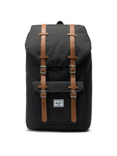 HERSCHEL BACKPACK LITTLE AMERICA 600D BLACK