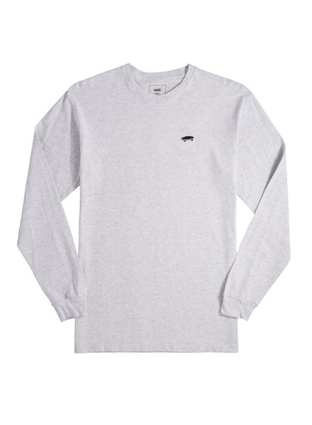 Vans SALTON BASIC LONG SLEEVE ASH HEATHER