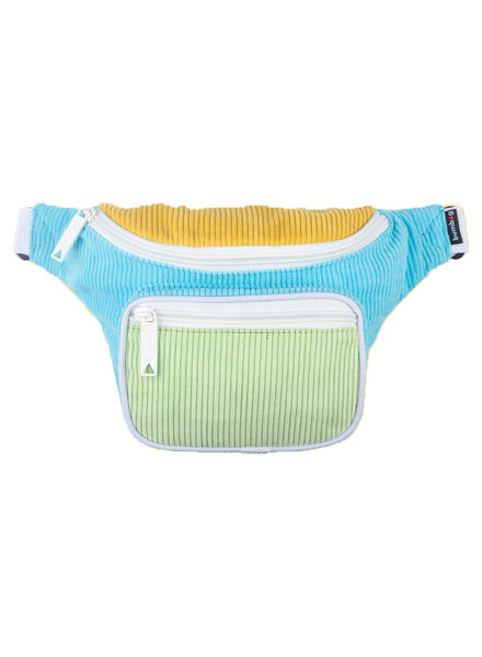 BUMBAG GROOVE DELUXE HIP PACK - PASTEL TONE (DB034)