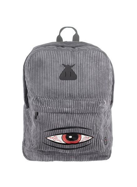 BUMBAG TOY MACHINE SCOUT BACKPACK - GRAY
