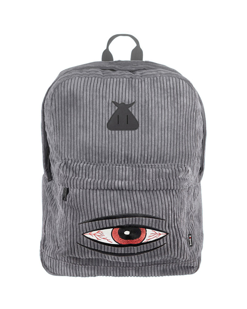 BUMBAG BUMBAG TOY MACHINE SCOUT BACKPACK - GRAY (CO018T)