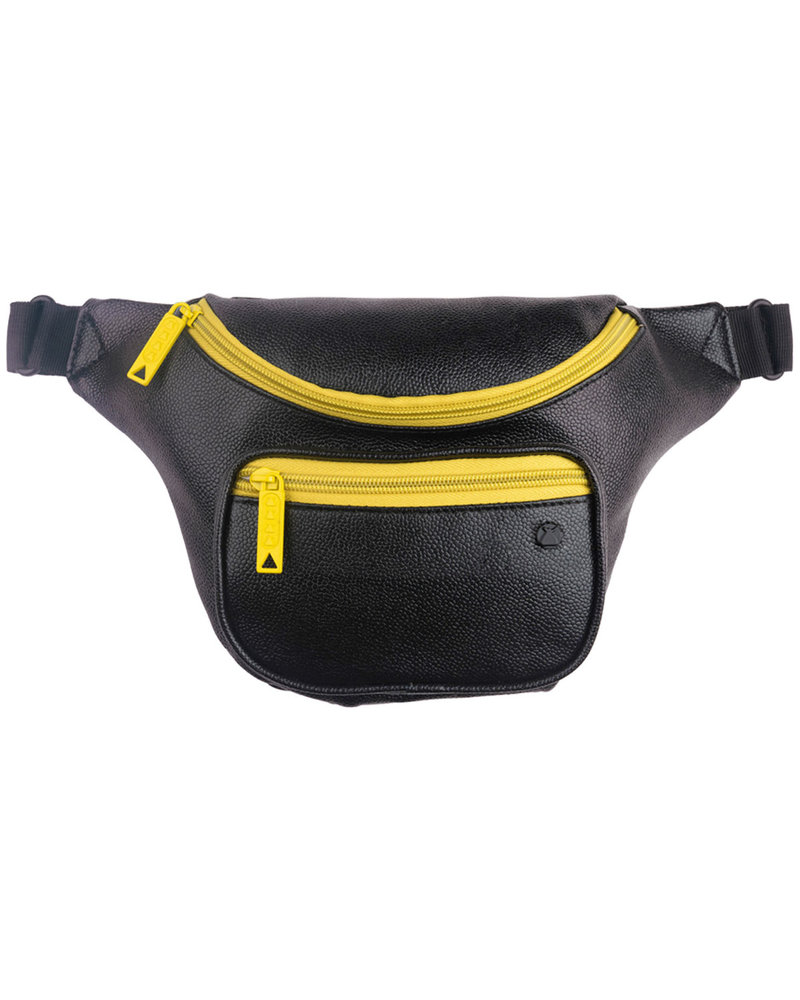 BUMBAG JAMIE FOY DELUXE HIP PACK - BLACK (CO025)