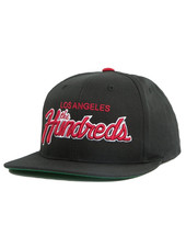 The Hundreds HAT TEAM TWO BLACK