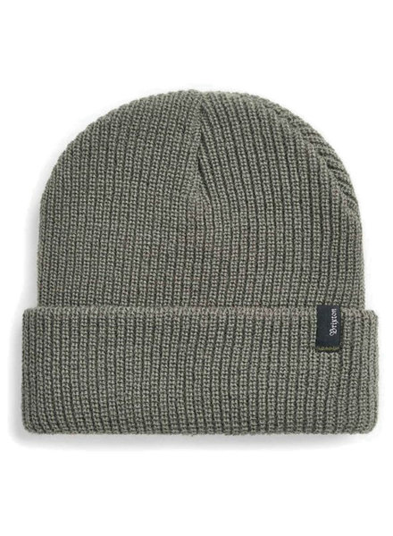 Brixton BEANIE HEIST HEATHER GREY