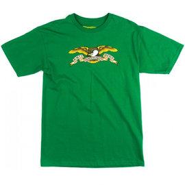 ANTI HERO T SHIRT EAGLE GREEN