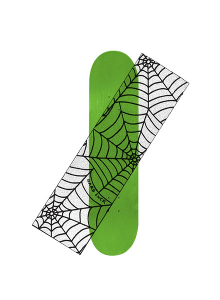 Hard Luck MFG GRIPTAPE SPIDER WEB CLEAR ANDY ROY