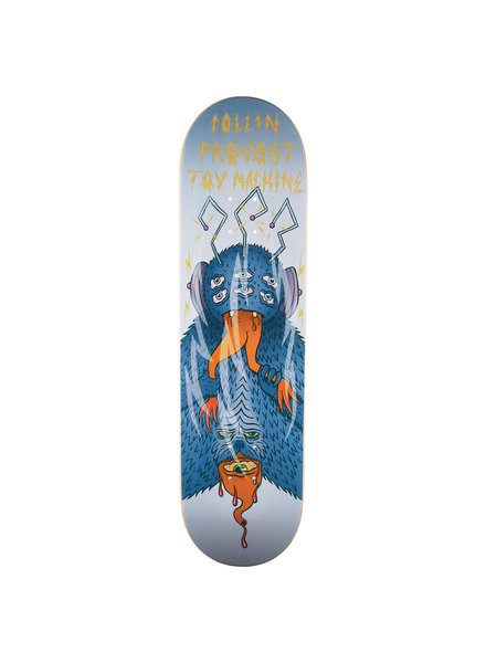 Toy Machine DECK PROVOST CANNIBAL 8.38