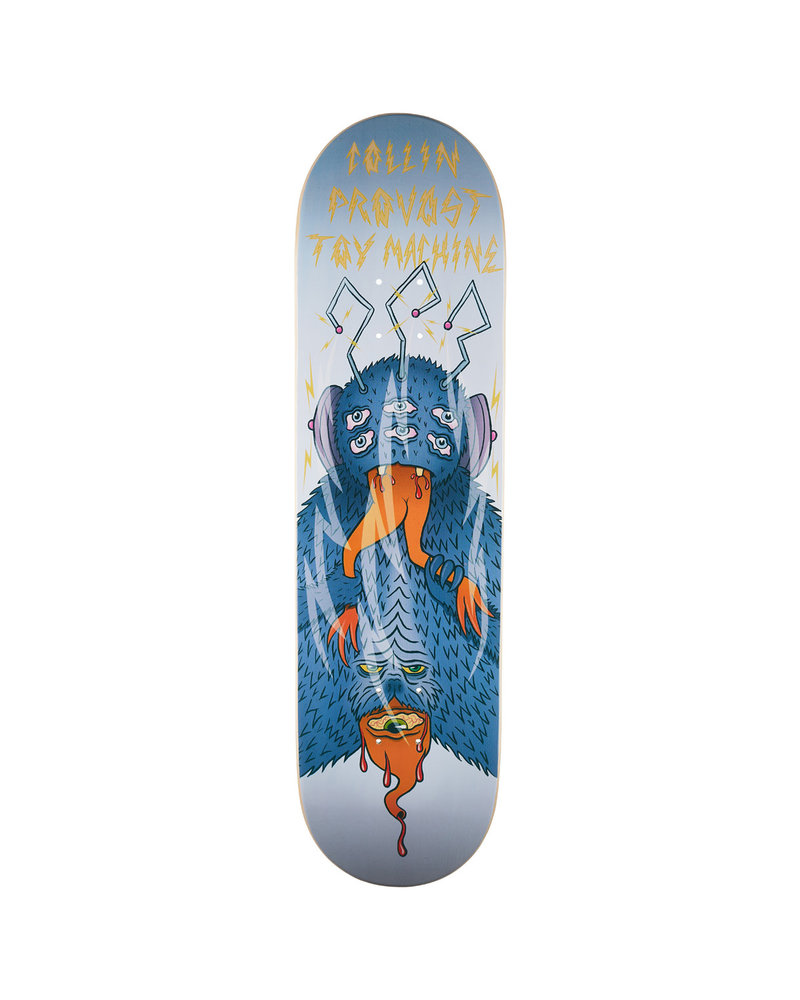 Toy Machine TOY MACHINE DECK PROVOST CANNIBAL 8.38