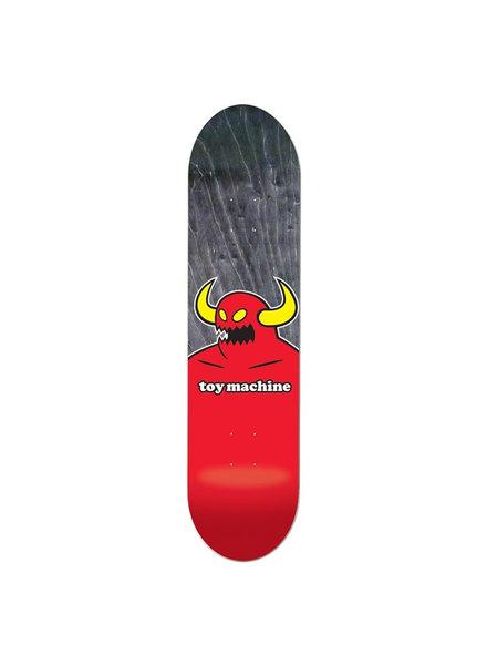 Toy Machine DECK  VICE MONSTER BLACK 8.38