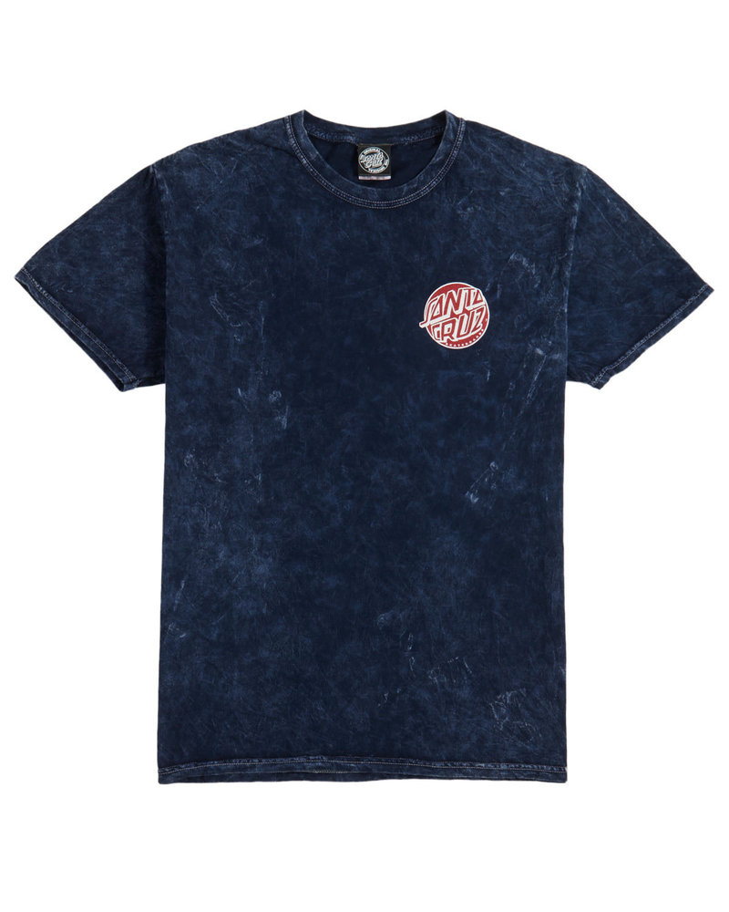 Santa Cruz Skateboards FISHEYE CLASSIC DOT BOYFRIEND T-SHIRT