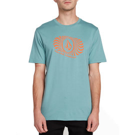 Volcom T-SHIRT NUMERAL AGAVE