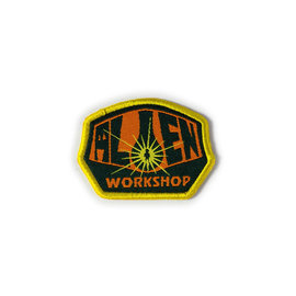 ALIEN WORKSHOP OG LOGO PATCH