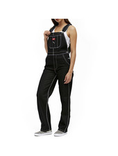 DICKIES RELAXED TWILL OVERALL BLACK