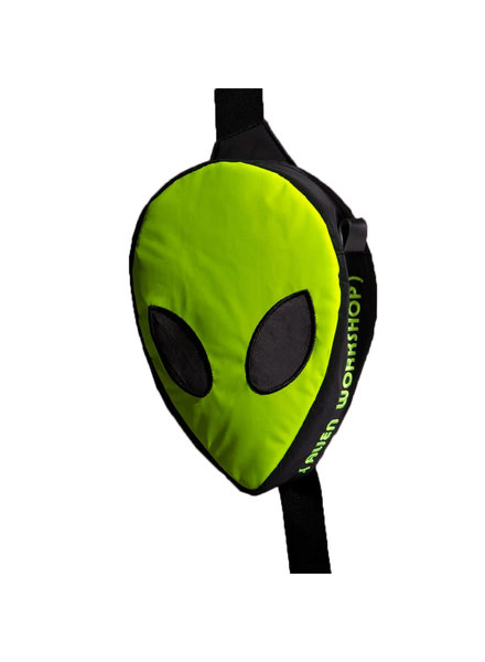 ALIEN WORKSHOP ALIEN HIP SACK - GREEN