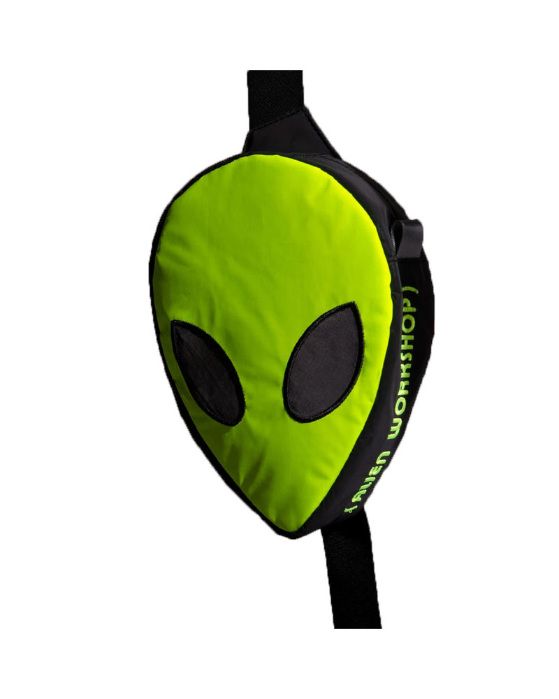 ALIEN WORKSHOP ALIEN WORKSHOP AWS ALIEN HIP SACK - GREEN
