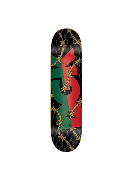 DGK DECK BARBED 8.38