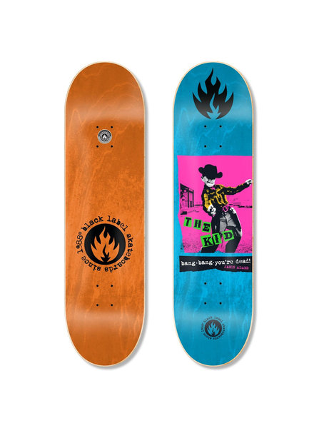 BLACK LABEL DECK ADAMS BANG BANG 8.68