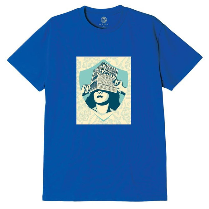 OBEY Are We Betraying The Planet Tee