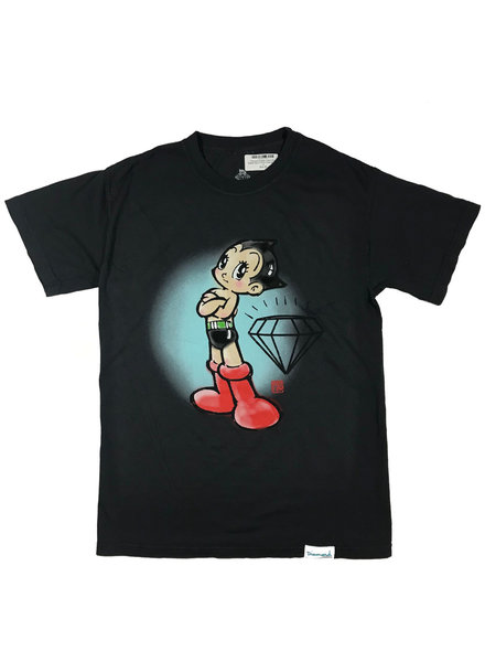 Diamond T-SHIRT ASTRO BOY MIGHTY ATOM