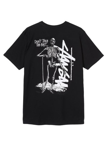 Stüssy DON'T TAKE THE BAIT T SHIRT