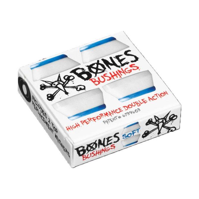 BONES BUSHING SOFT (TCOHB3SOW10) BLUE/WHT