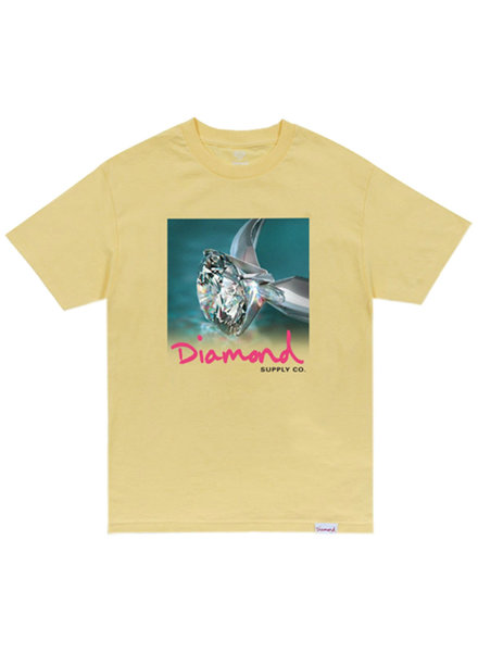 Diamond T SHIRT SHIMMER