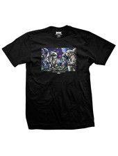 DGK T SHIRT SPACE GAMES TEE