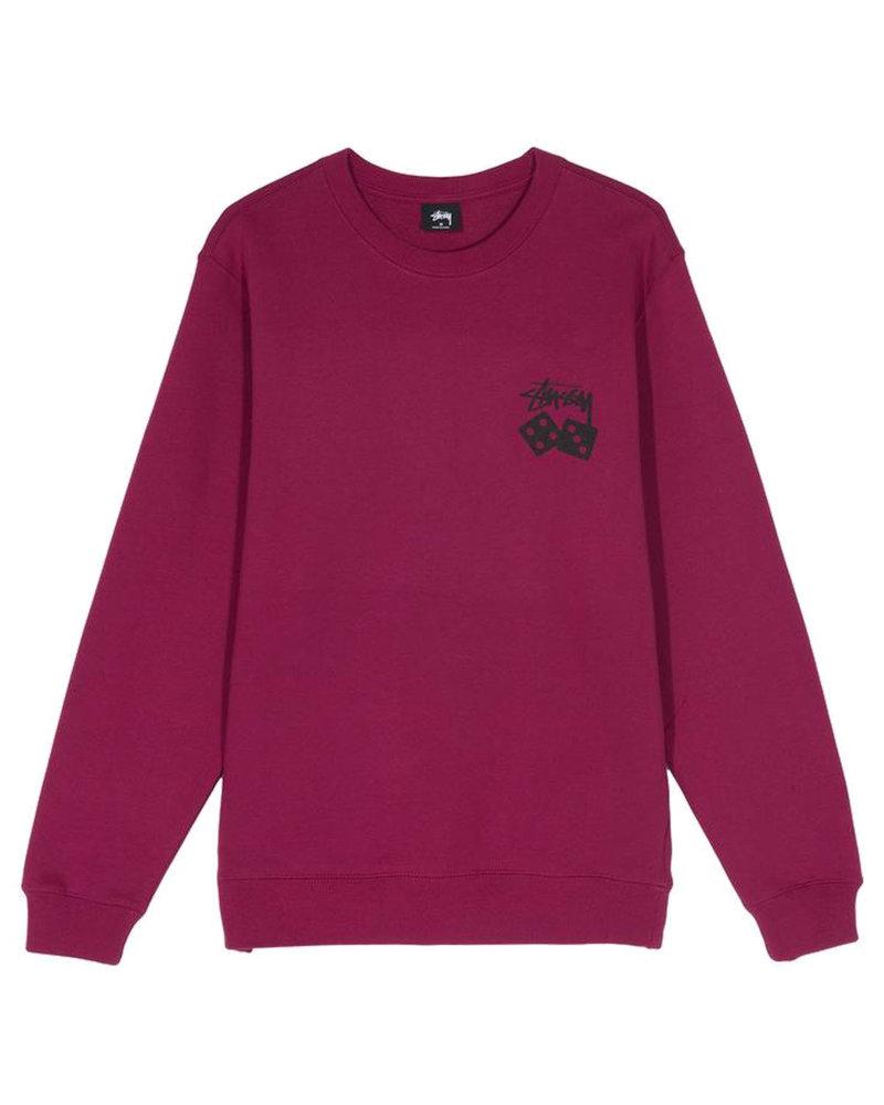 Stüssy Dice Crew Sweatshirt