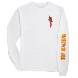 Toy Machine T SHIRT TM PEPPER LONGSLEEVE