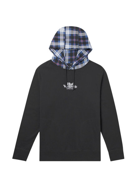 HUF HOOD VICIOUS PULLOVER BLACK