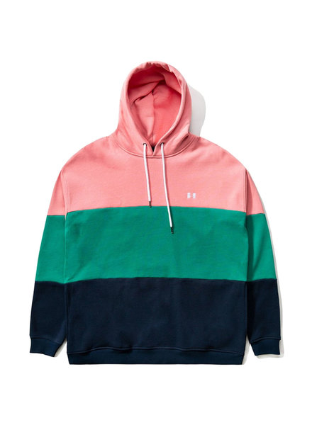 The Hundreds HOOD SEATON PINK