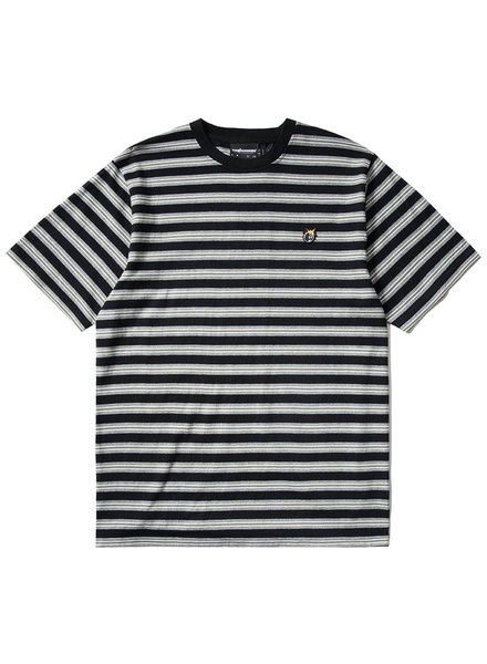 The Hundreds T-SHIRT PAGE SHORTSLEEVE BLACK
