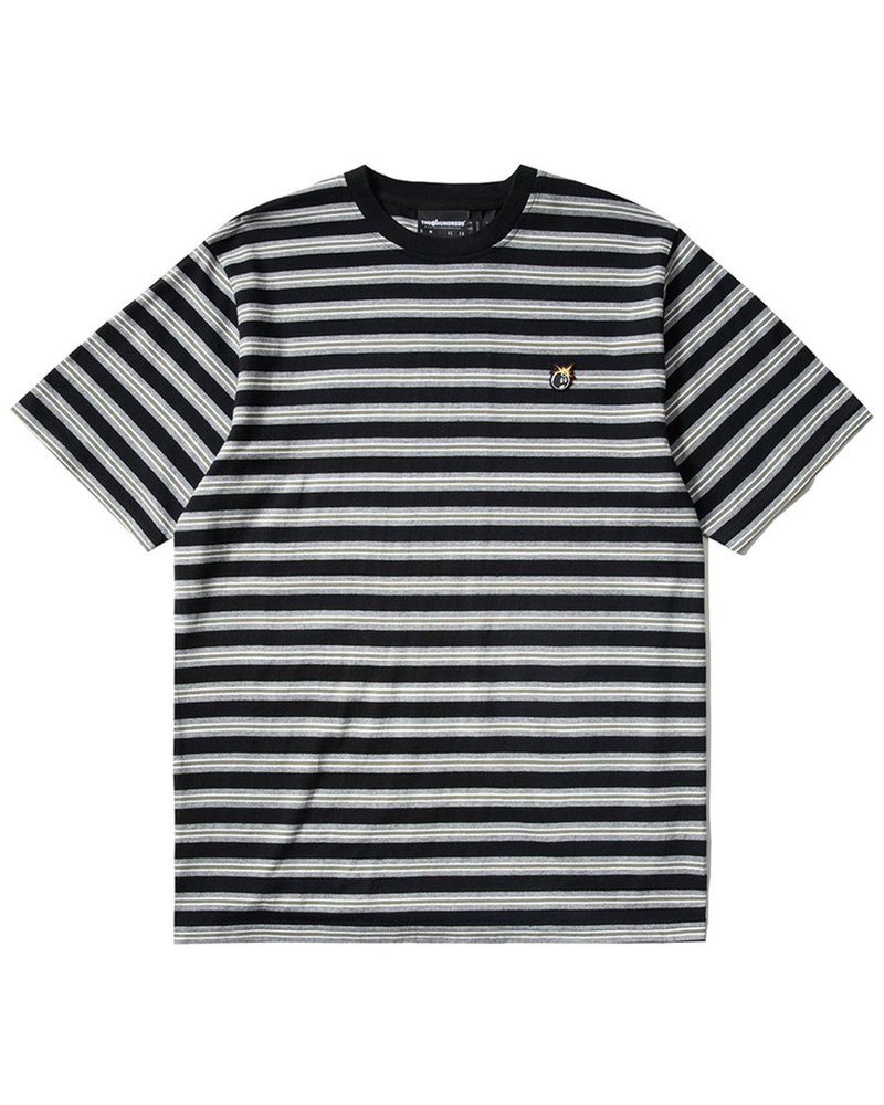 The Hundreds THE HUNDREDS T-SHIRT PAGE S/S BLK