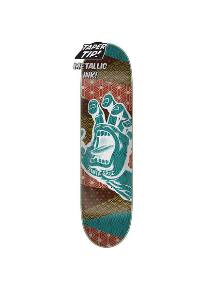 Santa Cruz Skateboards SANTA CRUZ DECK MONYO HAND TAPER 8.25