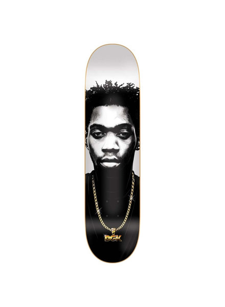 DGK DECK PORTRAIT STEVIE WILLIAMS 8.06