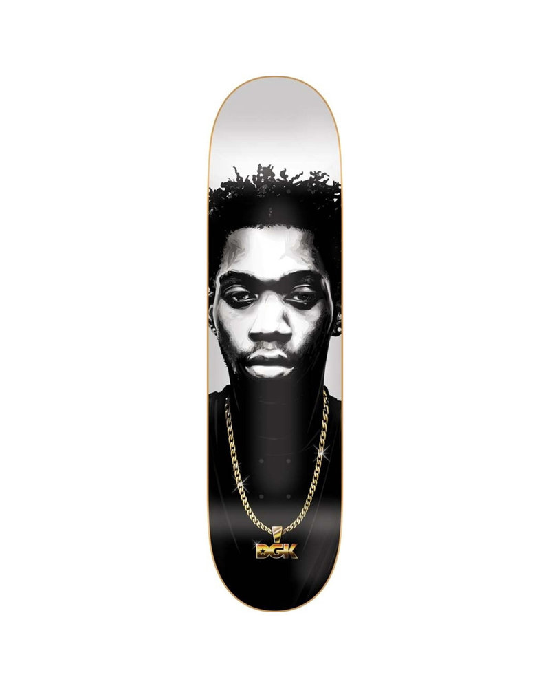 DGK DGK DECK PROTRAIT STEVIE WILLIAMS 8.06