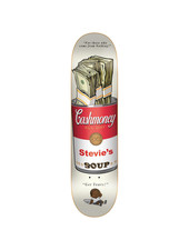 DGK DECK GHETTO GOODS STEVIE WILLIAMS 8.1