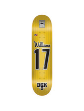 DGK DECK O.G. STEVIE WILLIAMS 8.25